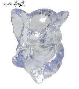 نمکدان فیلی سه عددی - پخش و فروش عمده نمکدان فانتزی مناسب حراجی 10000 فروش