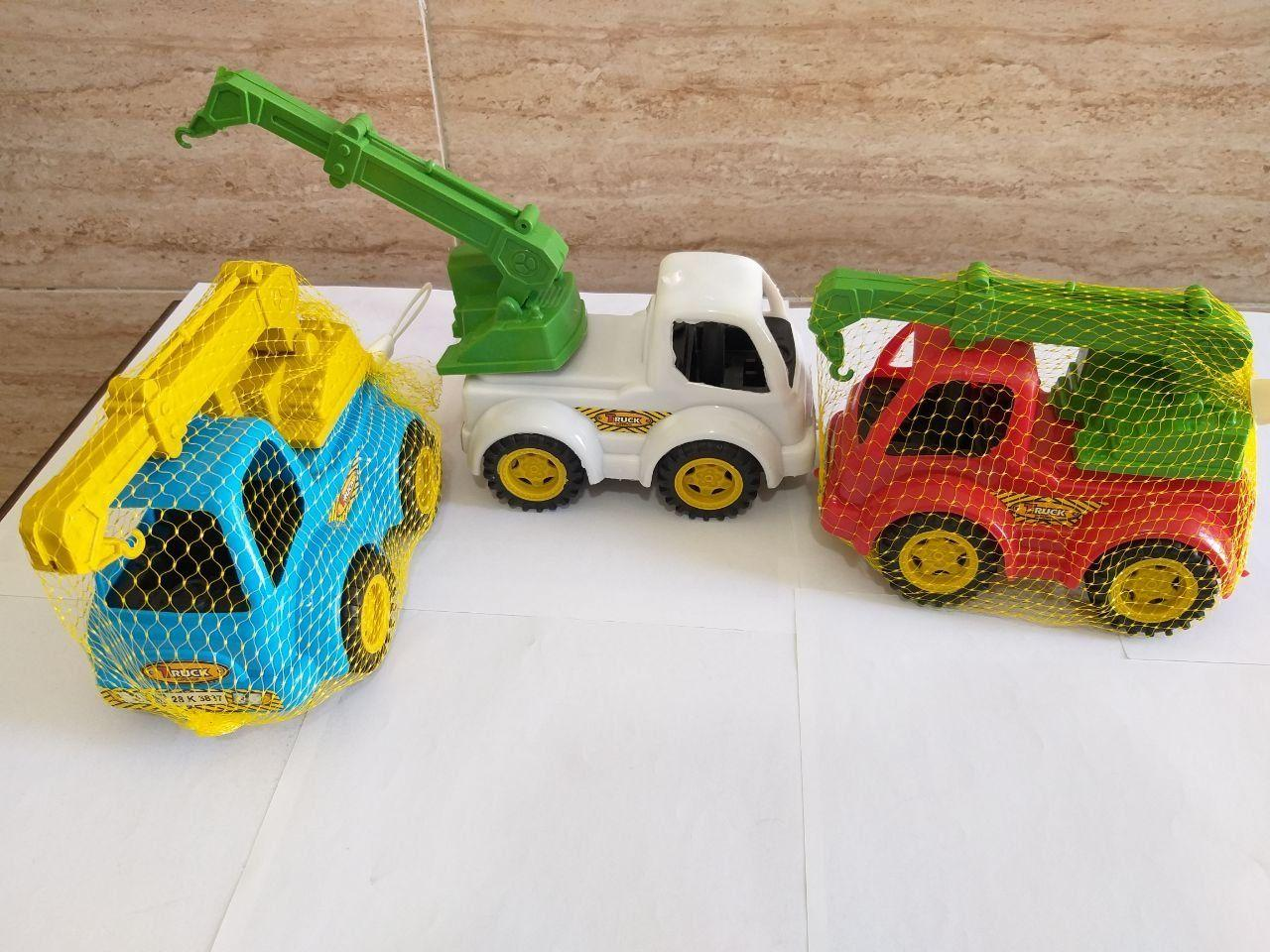 جرثقیل آراد --- عمده فروشی اسباب بازی --- پخش اسباب بازی ایرانی