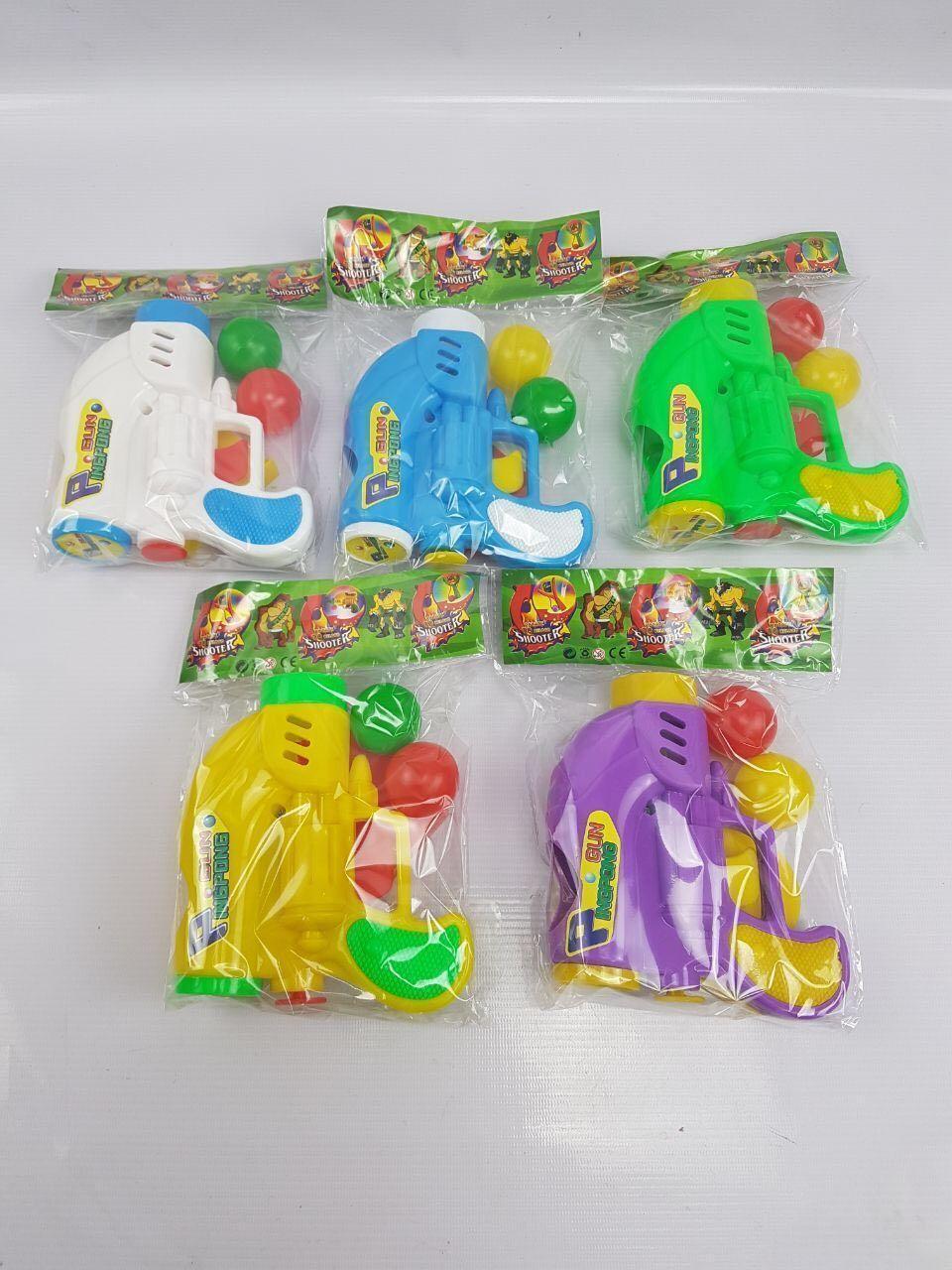 کارخانه اسباب بازی بادکوبه  پلاستیک پخش و فروش عمده اسباب بازی پسرانه تفنگ  توپ انداز فانتزی