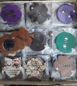 آینه تاشو جیبی چوبی فانتزی -- خرید عمده آینه تاشو --- پخش آینه تاشو فانتزی --- خرید عمده آینه کیفی -- آینه چوبی آرایشی