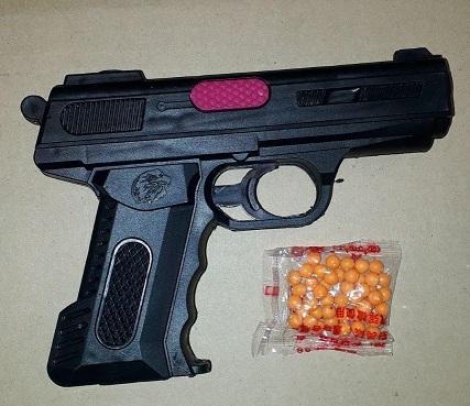 کلت ساچمه ای پخش تفنگ اسباب بازی خرید عمده حراجی