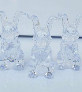 نمکپاش کریستالی خرگوش