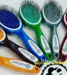 برس مو یونیک پخش و فروش عمده انواع برس مو بزرگسالان و برس کودکان و شانه